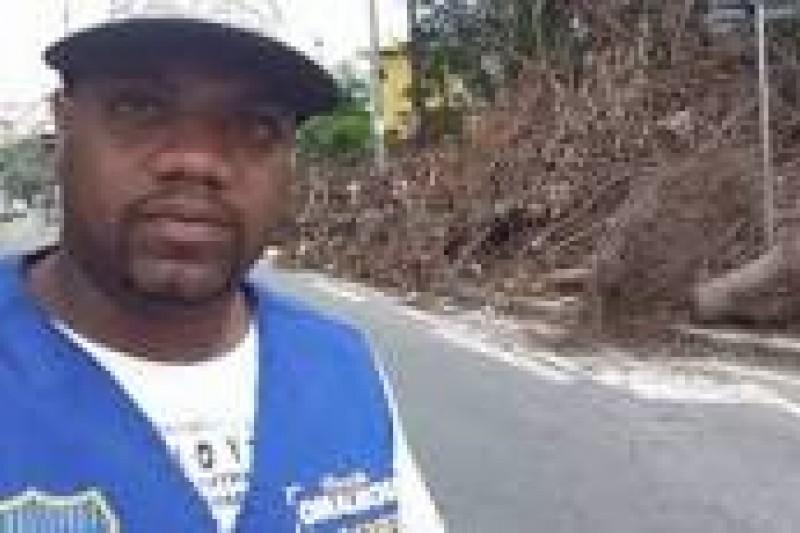 URGENTE  colaborador de vereador ouvido no caso Marielle é assassinado no  Rio. - Giro de Notícias 82808d7b6bdac